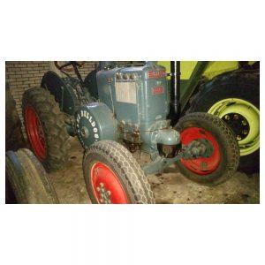 Van den Bosch Tractoren: Tractor Lanz Buldog H N 3