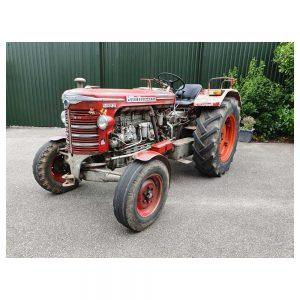 Van den Bosch Tractoren: Tractor Hürlimann D-150 S