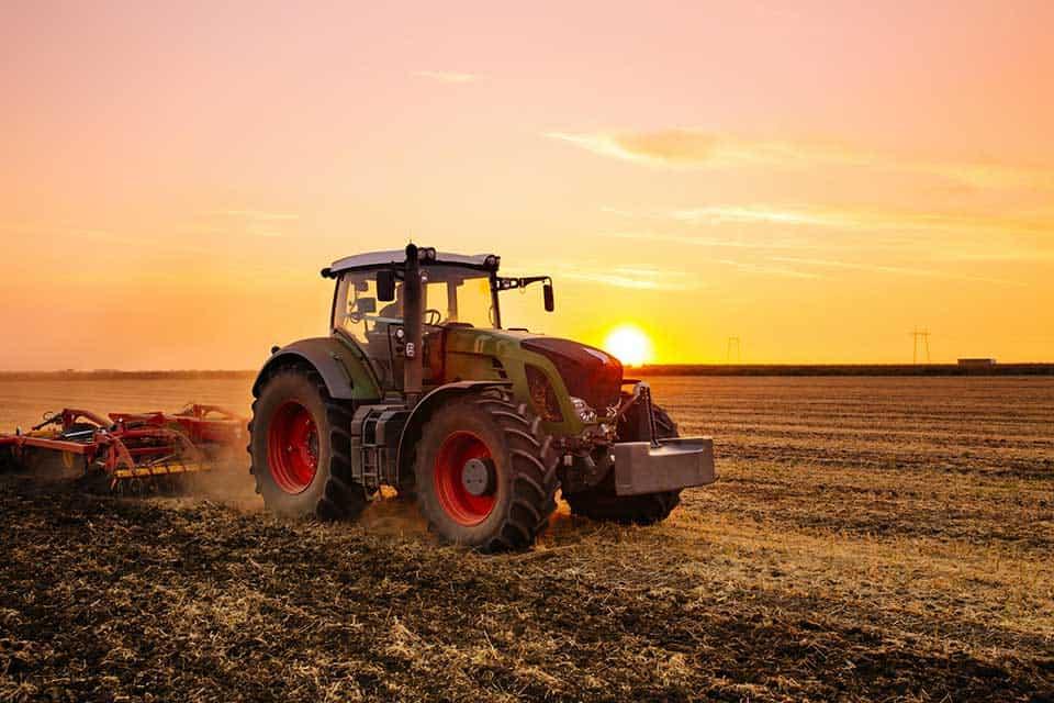 Van den Bosch Tractoren