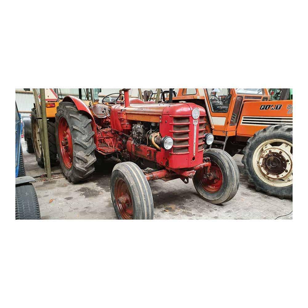 Van den Bosch Tractoren: Tractor Volvo 350