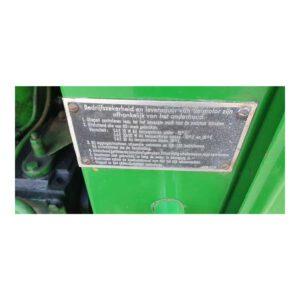 Van den Bosch Tractoren: Tractor Deutz D 15