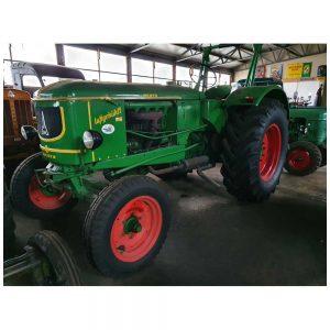 Van den Bosch Tractoren: Tractor Deutz F L 4 514/5 - Oldtimer
